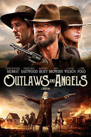Outlaws and Angels, Movie on DVD, Drama Movies, Thriller & Suspense Movies, Action