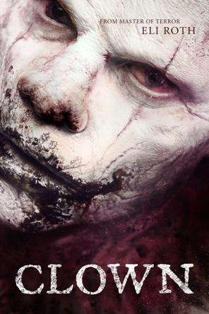 Clown, Movie on DVD, Horror