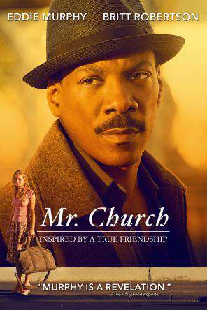Mr. Church, Movie on DVD, Drama