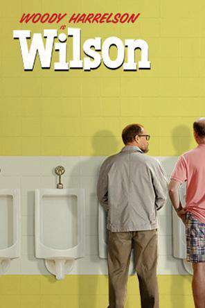 Wilson, Movie on DVD, Comedy