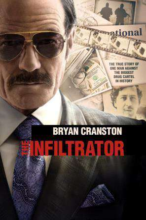 The Infiltrator, Movie on DVD, Drama Movies, Thriller & Suspense