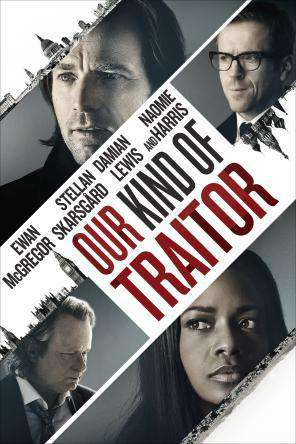 Our Kind of Traitor, Movie on DVD, Horror Movies, Thriller & Suspense