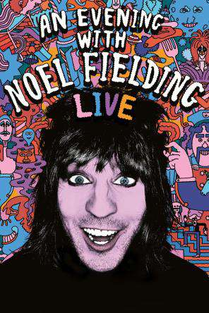 An Evening with Noel Fielding, On Demand Movie, Comedy