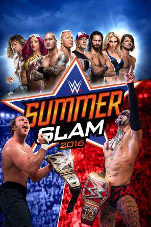 WWE: SummerSlam 2016, On Demand Movie, Action DigitalMovies, Special Interest
