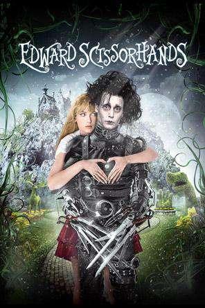 Edward Scissorhands On Demand Movie Drama Digitalmovies Kids Digitalmovies Sci Fi