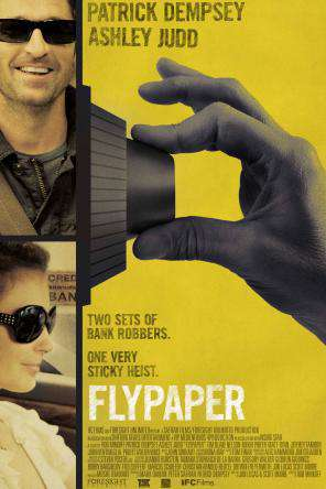 Flypaper, Movie on DVD, Action Movies, Comedy Movies, Drama Movies, Romance