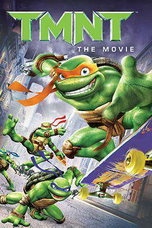 TMNT (2007), On Demand Movie, Action DigitalMovies, Adventure DigitalMovies, Family DigitalMovies, Sci-Fi & Fantasy DigitalMovies, Fantasy