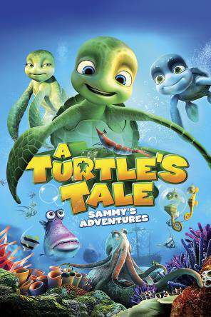 A Turtle's Tale: Sammy's Adventures, Movie on DVD, Adventure Movies, Animated Movies, Family Movies, Special Interest