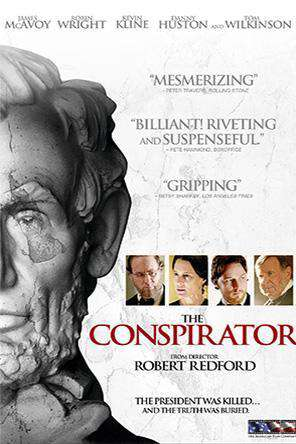 The Conspirator, Movie on DVD, Drama