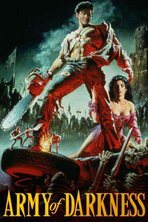 Army Of Darkness, On Demand Movie, Comedy DigitalMovies, Horror