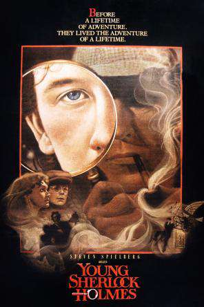 Young Sherlock Holmes (1985), Movie on DVD, Action Movies, Family