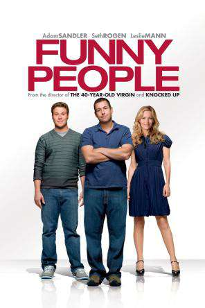 Funny People, On Demand Movie, Comedy