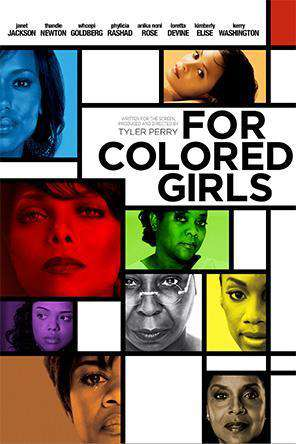 For Colored Girls, On Demand Movie, Drama