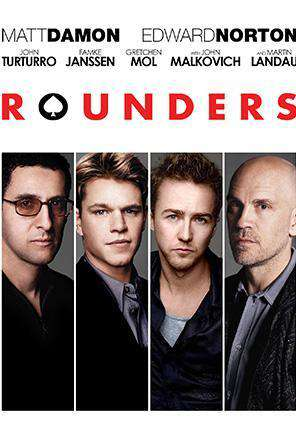 Rounders, On Demand Movie, Drama