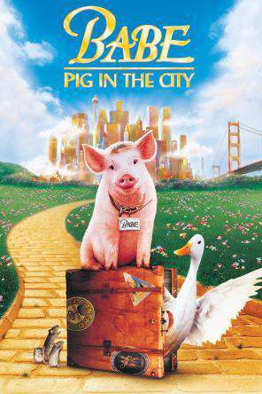 Babe: Pig in the City (1998), On Demand Movie, Comedy DigitalMovies, Family