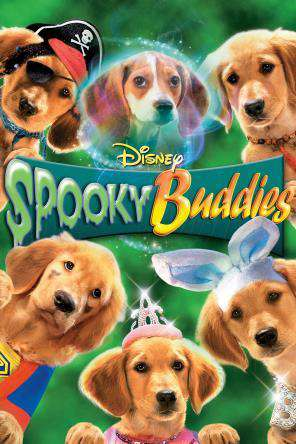 Spooky Buddies, Movie on DVD, Family