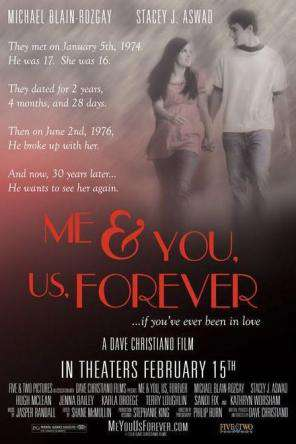 Me & You, Us, Forever, Movie on DVD, Drama Movies, Romance