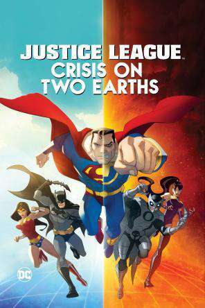 Justice League: Crisis on Two Earths, On Demand Movie, Action DigitalMovies, Adventure DigitalMovies, Animated DigitalMovies, Fantasy