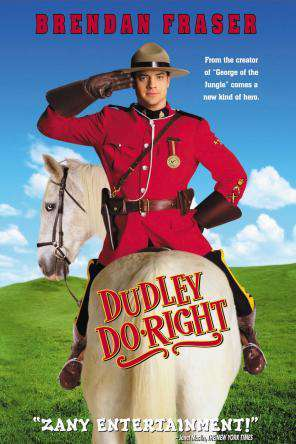 Dudley Do-Right, On Demand Movie, Comedy DigitalMovies, Family