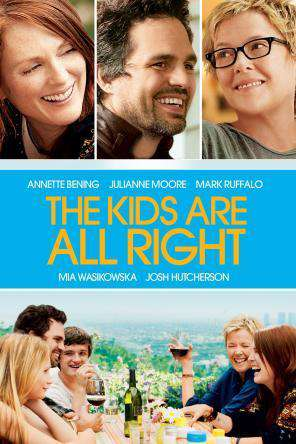 The Kids are All Right, Movie on DVD, Drama
