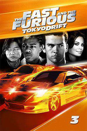 The Fast and the Furious: Tokyo Drift, On Demand Movie, Action DigitalMovies, Adventure DigitalMovies, Drama