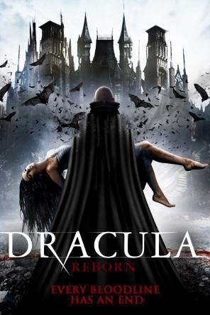 Dracula Reborn, Movie on DVD, Horror