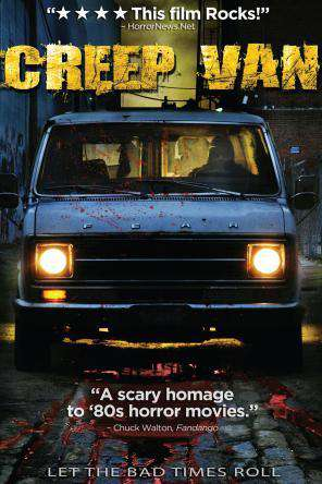Creep Van, Movie on DVD, Horror Movies, Action