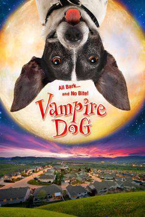 Vampire Dog, Movie on DVD, Comedy Movies, Family