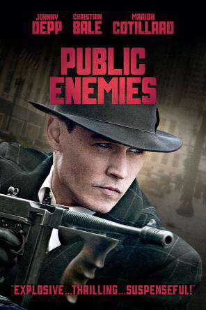 Public Enemies, On Demand Movie, Drama