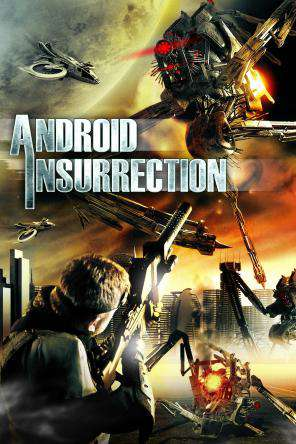 Android Insurrection, Movie on DVD, Action Movies, Sci-Fi & Fantasy