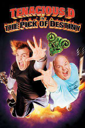 Tenacious D in The Pick of Destiny, On Demand Movie, Comedy DigitalMovies, Special Interest