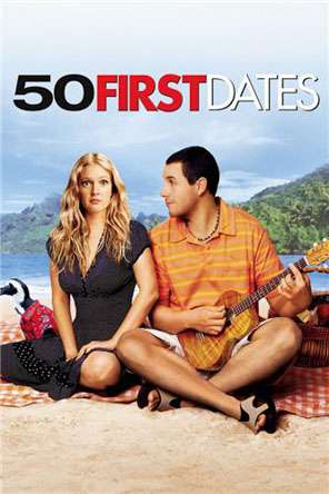 50 First Dates, On Demand Movie, Comedy DigitalMovies, Romance