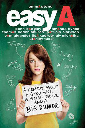 Easy A, Movie on DVD, Comedy