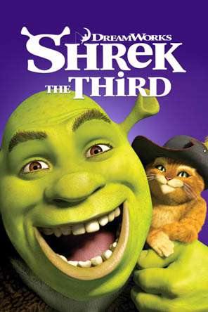 Shrek The Third, On Demand Movie, Comedy DigitalMovies, Family DigitalMovies, Kids