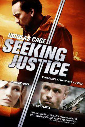 Seeking Justice, Movie on DVD, Action Movies, Drama Movies, Thriller & Suspense