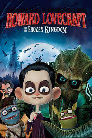 Howard Lovecraft and the Frozen Kingdom, Movie on DVD, Adventure Movies, Animated Movies, Family Movies, Special Interest