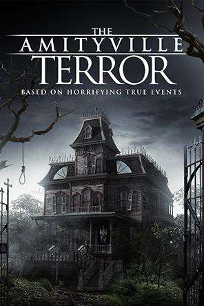 The Amityville Terror, Movie on DVD, Horror