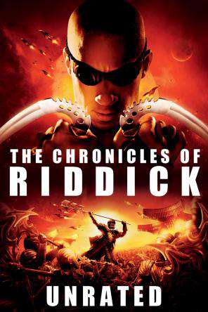 The Chronicles of Riddick (Unrated), On Demand Movie, Action DigitalMovies, Sci-Fi & Fantasy DigitalMovies, Thriller & Suspense DigitalMovies, Sci-Fi DigitalMovies, Thriller