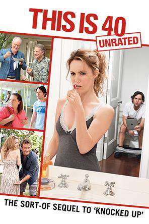 This is 40 (Unrated), On Demand Movie, Comedy