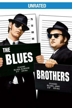 The Blues Brothers (Unrated), On Demand Movie, Action DigitalMovies, Adventure DigitalMovies, Comedy DigitalMovies, Special Interest
