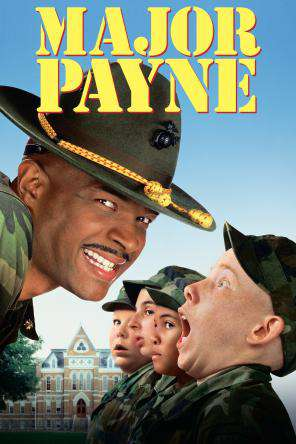 Major Payne, On Demand Movie, Comedy DigitalMovies, Family DigitalMovies, Kids