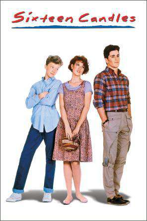 Sixteen Candles, On Demand Movie, Comedy DigitalMovies, Romance
