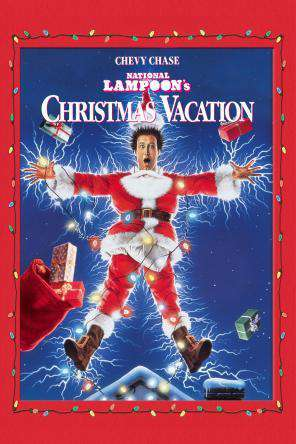 National Lampoon's Christmas Vacation, Movie on DVD, Comedy
