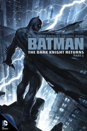 Batman: The Dark Knight Returns Part 1, On Demand Movie, Action DigitalMovies, Adventure DigitalMovies, Animated DigitalMovies, Drama