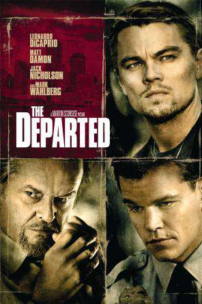 The Departed, On Demand Movie, Action DigitalMovies, Adventure DigitalMovies, Drama DigitalMovies, Thriller & Suspense DigitalMovies, Thriller