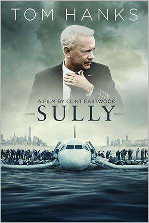 Sully, Movie on DVD, Drama