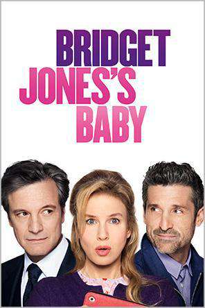 Bridget Jones's Baby, Movie on DVD, Comedy Movies, Romance