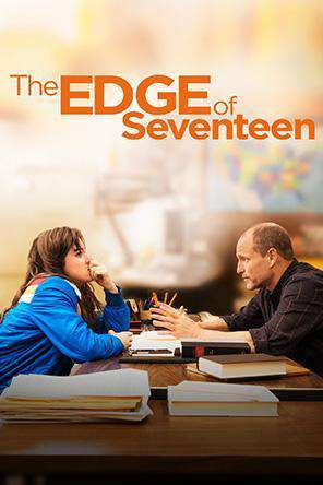 The Edge Of Seventeen, Movie on DVD, Drama