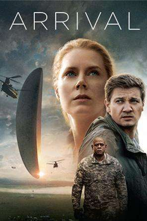 Arrival, Movie on DVD, Drama Movies, Sci-Fi & Fantasy Movies, Thriller & Suspense