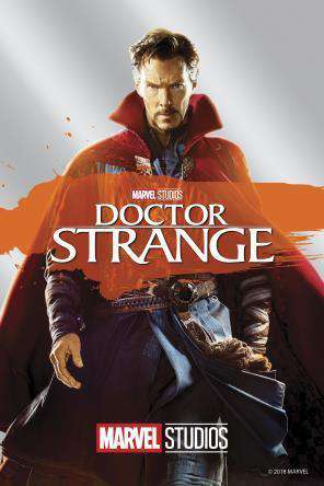 Doctor Strange (2017), Movie on DVD, Adventure Movies, Action